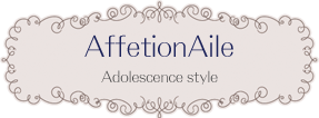 affection aile Adolescence style